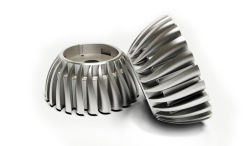 Metal Foundry Factory Provide Low Price Large Aluminum Die Casting Air Filter for Engine