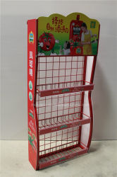 Factory Direct Custom Metal Display Racks