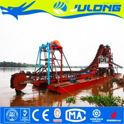 Julong Made Bucket Chain Gold M