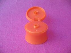Plastic Flip Top Screw Dispensing Bottle Caps