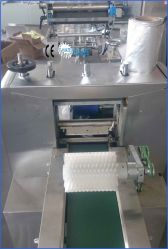 Super Soft Vansilla Swiss Roll Cake Pastry Packaging Machine