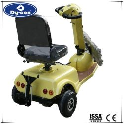 Flexible Ride on Small Dust Cart for Sale001