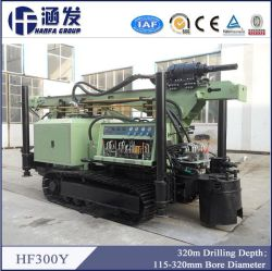 Hf300y Water Well Drilling Equipment, Crawler Type, Hydraulic System