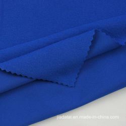 High Elastic Polyester Spandex Fleece Brush Sweater Fabric