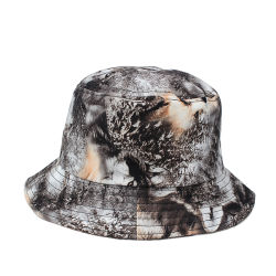 174c73adaa6 Custom OEM Printing Logo Fishing Bucket Hat