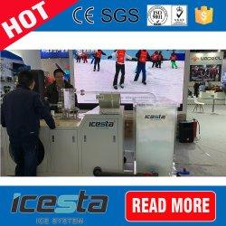 Sea Salt Water Made Liquid Slurry Ice Machine for Fish Boat Sea Food Industry