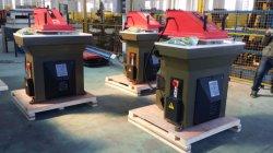 Hydraulic Swing Arm Sport Shoes Cutting Machine