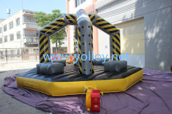 Inflatable Wrecking Ball Game for Party Event