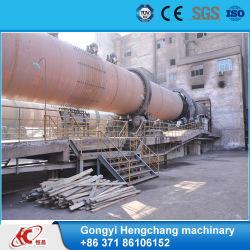 Iron Ore/ Cement Mill Plant Mining Equipment Machine Limonite Rotary Kiln