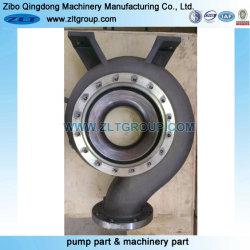 Centrifugal Submercial Process Pump Casing for Chemical Industry