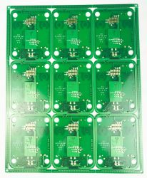 High Quality PCB Board with Green Solder Mask