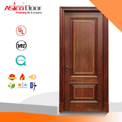 Solid Wood Entrance Interior Exterior Door for Classical  sc 1 st  Made-in-China.com & China Solid Wood Door Solid Wood Door Manufacturers Suppliers ...