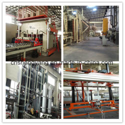Full Automatical Particle Board Making Machine /Hot Press Machine/Laminatiing Machine