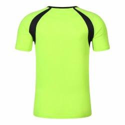 New Style Men Shirt Slim Fit T-Shirt Men Fast Drying