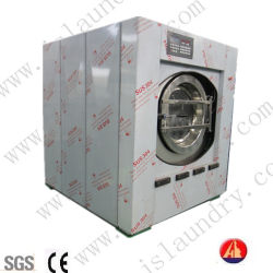 Industrial Front Load Heavy Duty Commercial Laundry Washer Extractor Cleaning Equipment 30kgs 50kgs 100kgs for Hotel Laundry Shop Hospital Washing Garments