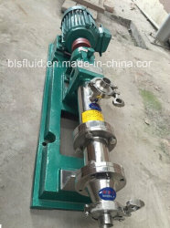 Stainless Steel Slurry Screw Pump