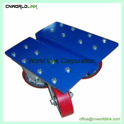 Moving Mobile Factory Heavy Duty Steel Vehicle Tool Skate Mobile Dolly