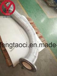 High Alumina Ceramic Tube as Ash Slurry Piping