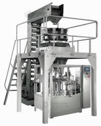 Global Shining Bottle Iodized Plastic Bag Salt Packing Machine