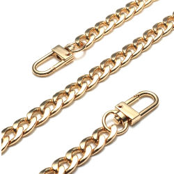 Wholesale Durable Bag Metal Chain Strap Handbag Handles