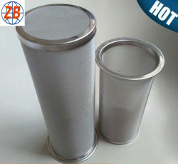Stainless Steel Wire Mesh Metal Cone Basket Coffee Filters