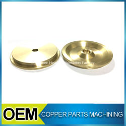 Factory Custom Brass Components CNC Machining of Fittings