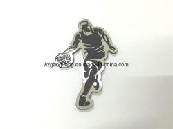 Sports Relative Gifts Custom Adhesive Alumium Metal Craft