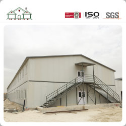 Real Estate Durable High Quality Light Steel Frame Labor Camp