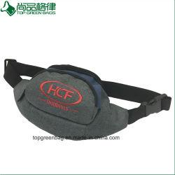 Custom Running Waist Bag Sports Dumpling Shape Hiking Fitness Money Belt