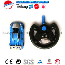 Steering Wheel Car Launcher Plastic Toy for Kid Promotion
