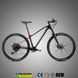 27.5er Sram 12speed Mountian Bike with carbon T1000 17.5inch Frame