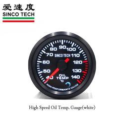 Oil Temperature Gauge - Ruian Ispeed Automotive Electronics Co , Ltd