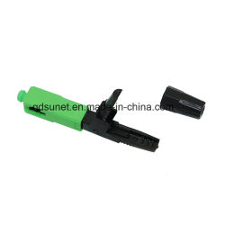Factory Supply FTTH Sc/APC Sc/Upc Fiber Optic Quick Field Assembly Fast Connector