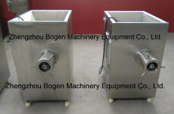 High Capacity Fresh or Frozen Meat Chopper Machine