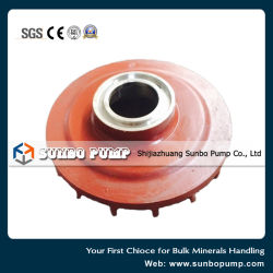 Centrifugal High Chrome Slurry Pump Spare Part