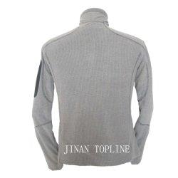 Rip Stop Cationic Dyed Polar Fleece Leisure Jacket Sports Wear