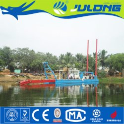 6 ~20 Inch Cutter Suction Dredger/River Sand Dredger for Sale