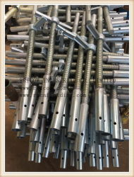 Galvanized Scaffolding Adjustable Solid Screw Jack