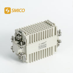 72pin Rectangular Electrical Heavy Duty Connector with Waterproof IP65