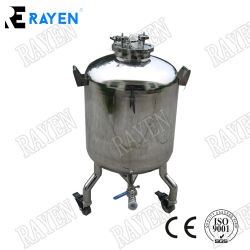 China Stainless Steel Powder Tank Slurry Tank