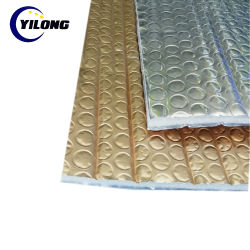 China Aluminum Foil Bubble Wrap Aluminum Foil Bubble Wrap