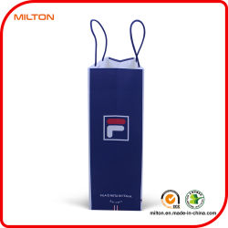 Customized Embossing Sports Gament&Shoes Paper Packaging Bag