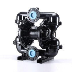 Shpv Oil Mud Slurry Materials Self-Priming Air Double Diaphragm Pump