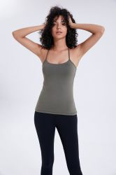 Women Sport Wears Solid Color Yoga Shirts & Tops Long Sleeve Sports Apparel