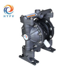 Air Operated Coating Industry Solvents Transfer Pneumatic Diaphragm Pump