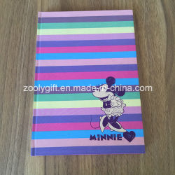 Spiral Notebook with Dividers Soft Hard Cover Exercise Notebooks