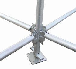 Building Australia Standard Steel Galvanized Kwikstage Scaffolding
