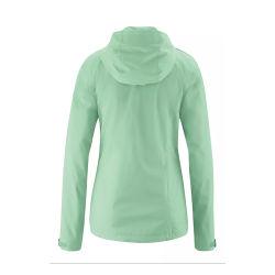 Waterproof Outdoor Sport Jacket for Women in Solid Color