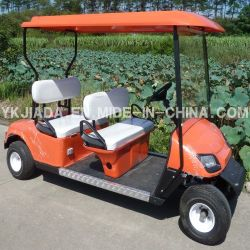 CE Approved 4 Seat Electric Power Golf Caddy (JD-GE502A)