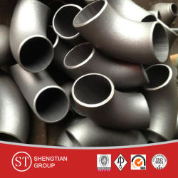 Carbon Black Steel Pipe Fittings (Elbow, cap, reducer)